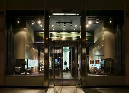 Porsche Design Store - New York