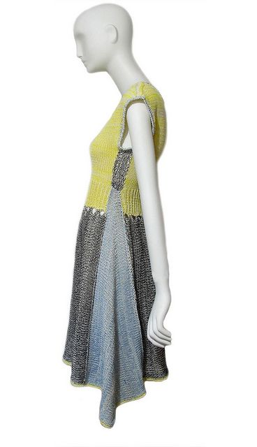 a knit dress by staceyjoy