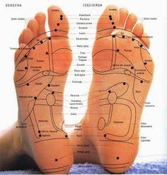 Vive Sana: Curación de enfermedades a través de masajes en los pies