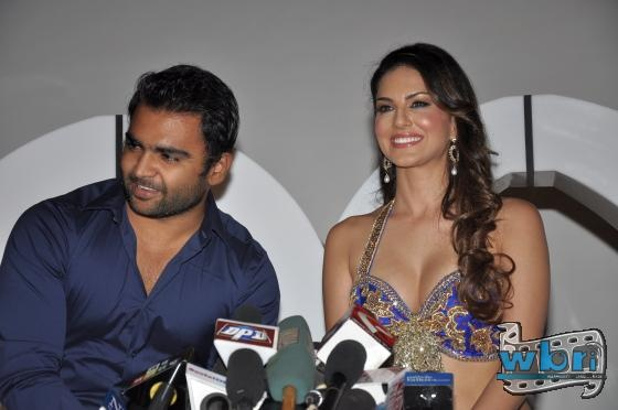 """Sachiin J Joshi: """"Sunny stands for Xcitement, XXX stands for Xtreme and when XX comes together with Sunny Leone, it is an Xperience. These are the three things that XXX stands for."""" - http://www.washingtonbanglaradio.com/content/44702113-sunny-leone-endorses-new-indian-energy-drink"""