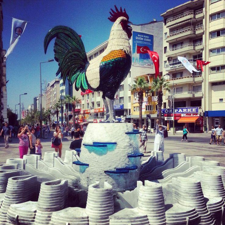 Çınar Meydanı in Denizli, Denizli