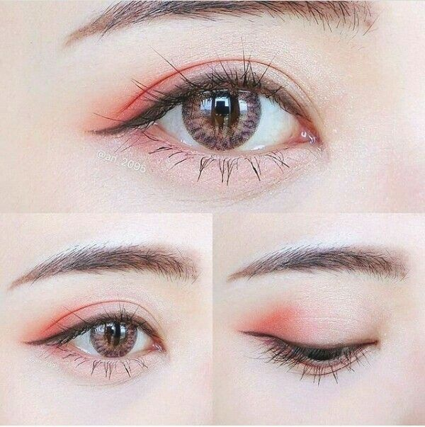 Korean Makeup Tutorials It S Paramount To Remember That Beauty Is Not Merely Skin Deep Should Y Korean Eye Makeup Korean Makeup Look Makeup Tutorial Eyeliner