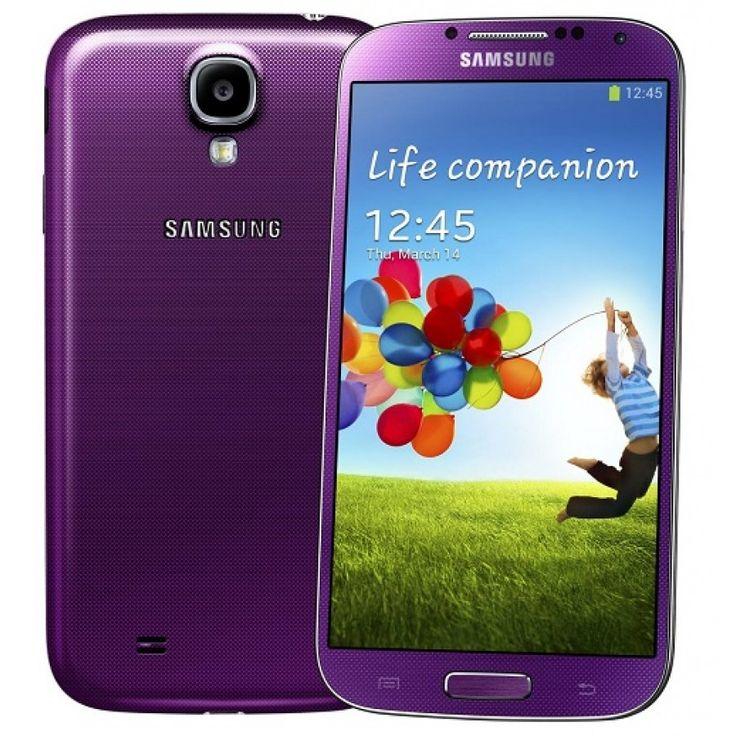 Samsung Galaxy S4 mini GT-i9190 - 8GB - Purple Mirage (Unlocked) International Version Price:$304.99 & FREE Shipping.  You Save:$95.00 (24%)