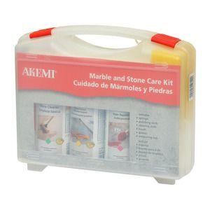 Akemi Care-kit for natural stones