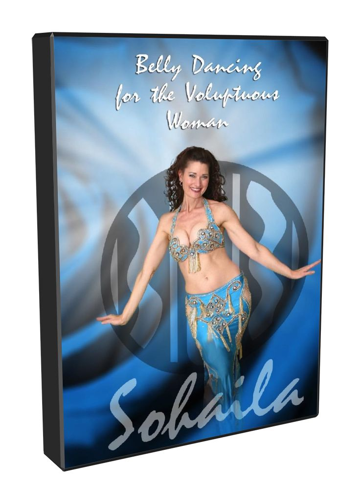 Belly Dancing for the Voluptuous Woman
