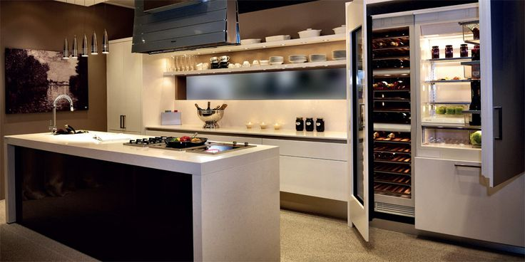 In Broughton Place, each house buyer had the option of having either a contemporary or traditional kitchen design.  This is the contemporary design. A lot more steel incorporated into the design and dark, modern colours.   Urban Space creates bespoke residential property for clients in the Cape Town area.