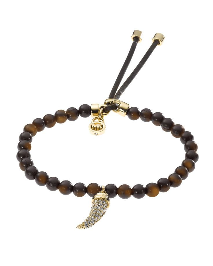 http://harrislove.com/michael-kors-bead-pave-horn-bracelet-tortoise-p-6295.html