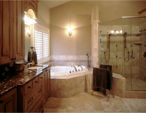 27 best images about master bathroom ideas on pinterest Master bathroom remodel ideas