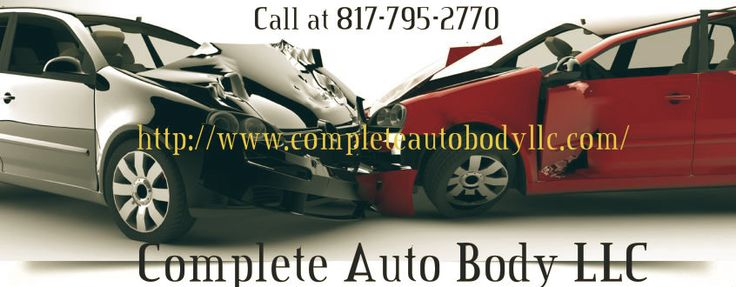 Complete Auto Body LLC offers Car Repair & Maintenance Services in Texas. We offer all type of Auto Services that includes insurance work, collision Damage, Hail Damage Repair, Frame Repair, Custom Paint, Candy Paint, Wheels & tires Services, Body Kits, Custom Fabrication, full auto detailing etc. We offer all the services at cost effective prices.Call at 817-795-2770
