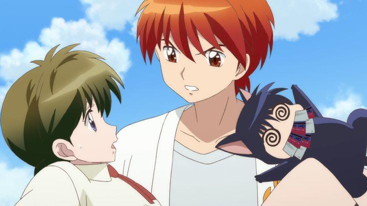 Rinne - Épisode 7 : Duel au clapier. - Série complète à voir en streaming et téléchargement sur http://animedigitalnetwork.fr/video/rinne