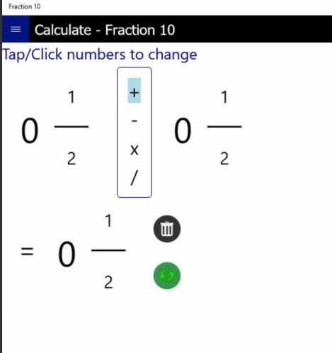 Fraction 10: Calculadora de fracciones para tus cálculos - https://www.vexsoluciones.com/noticias/fraction-10-calculadora-de-fracciones-para-tus-calculos/