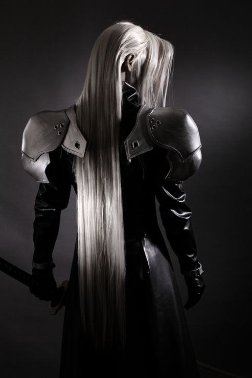 http://hobbydownloadfilm.blogspot.com/search/label/Anime ☆ #CosplayStyle☆ Final Fantasy 7 - awesome Sephiroth cosplay
