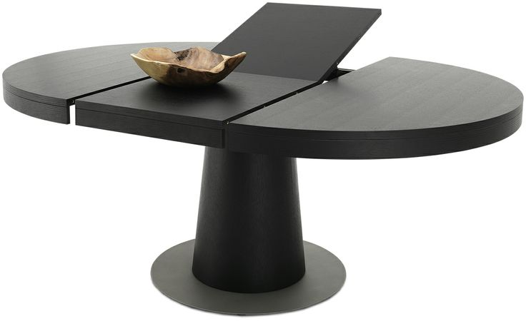 42 best images about table ideas on pinterest pedestal for Dining table solutions for small spaces