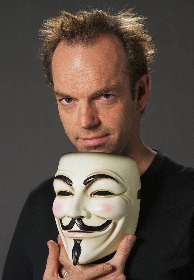 Portraits David Appleby Photography V For Vendetta Comic Movies Hugo Weaving