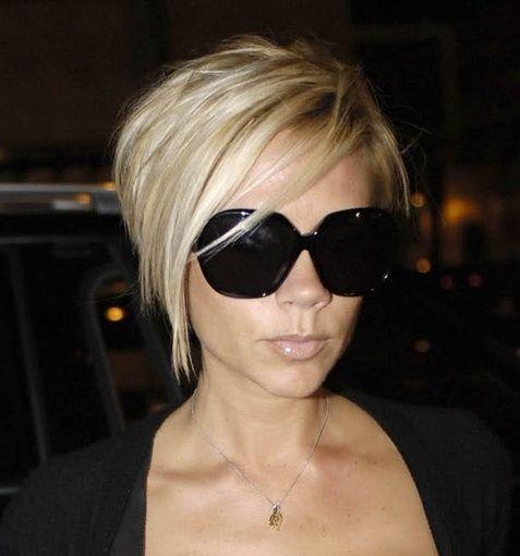 Victoria Beckham Short Hair - http://www.tipsforwedding.com/hairstyle/victoria-beckham-short-hair.html