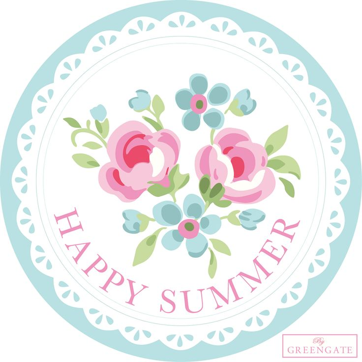 Greengate wish you all the best weekend