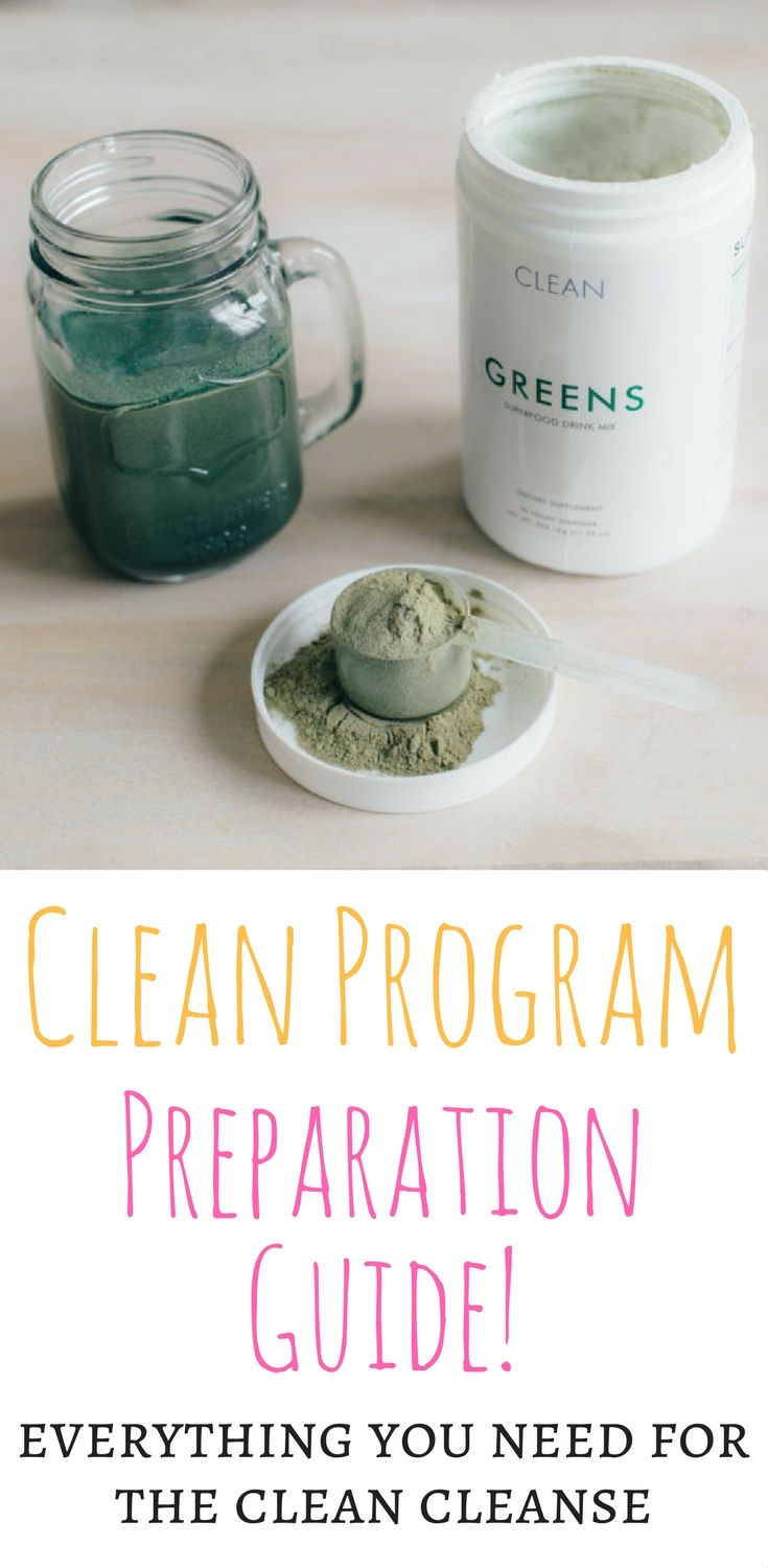 The best guide for Dr. Junger's Clean Program! Everything you need to prepare for the Clean Cleanse, including protein, supplements and clean cleanse foods