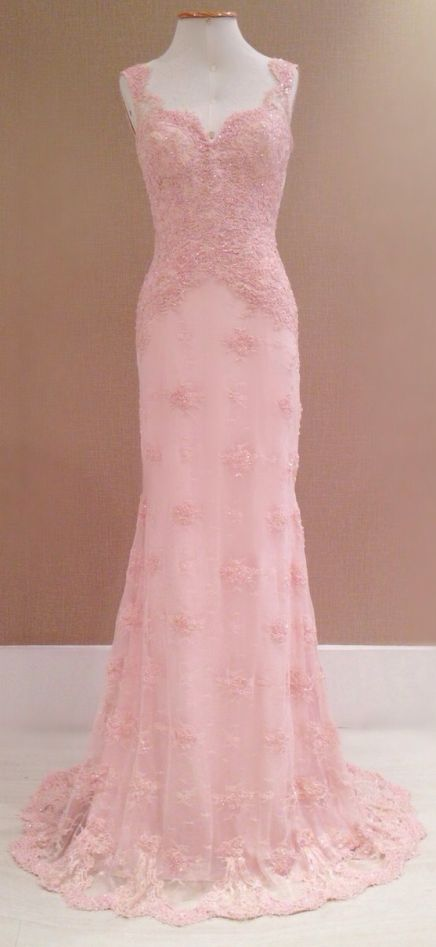 2017 New Style Prom Dress Blush Pink Evening