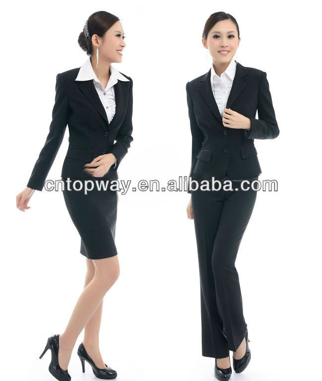 25 best images about office uniform on pinterest for for Office design uniform