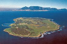 Places of interest in and around Cape Town
