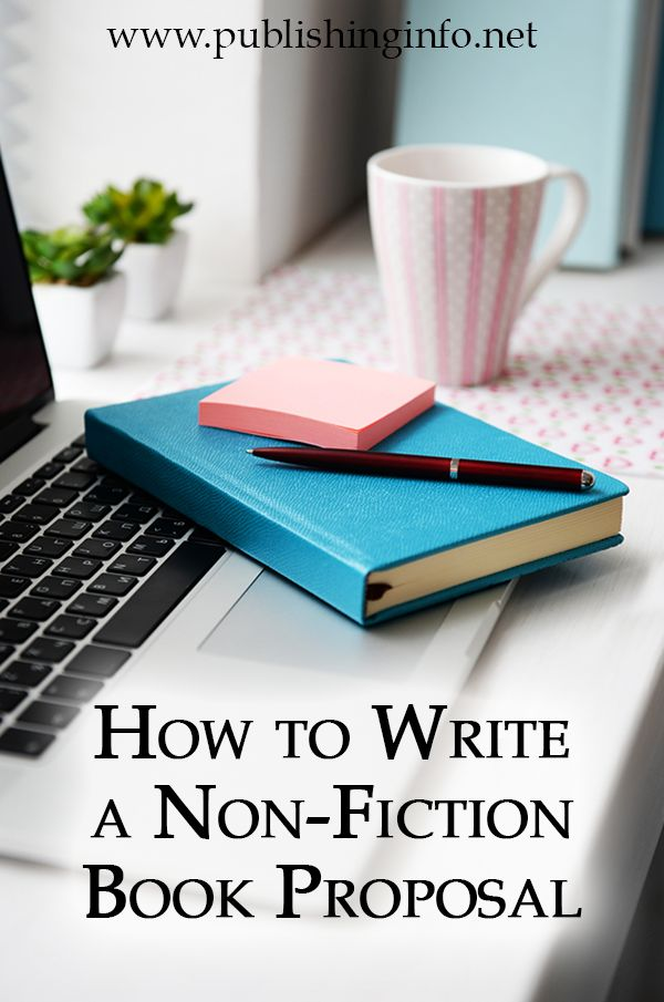 How to Write a Non Fiction Book Proposal