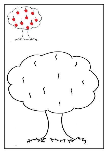 elma ağacı oyun hamuru matı