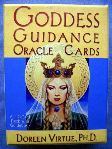 Doreen Virtue Other | Goddess Guidance Oracle Cards Doreen ... |Doreen Virtue Goddess Cards Bat