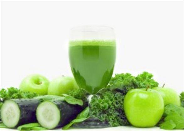 Veggie & Fruit Juice