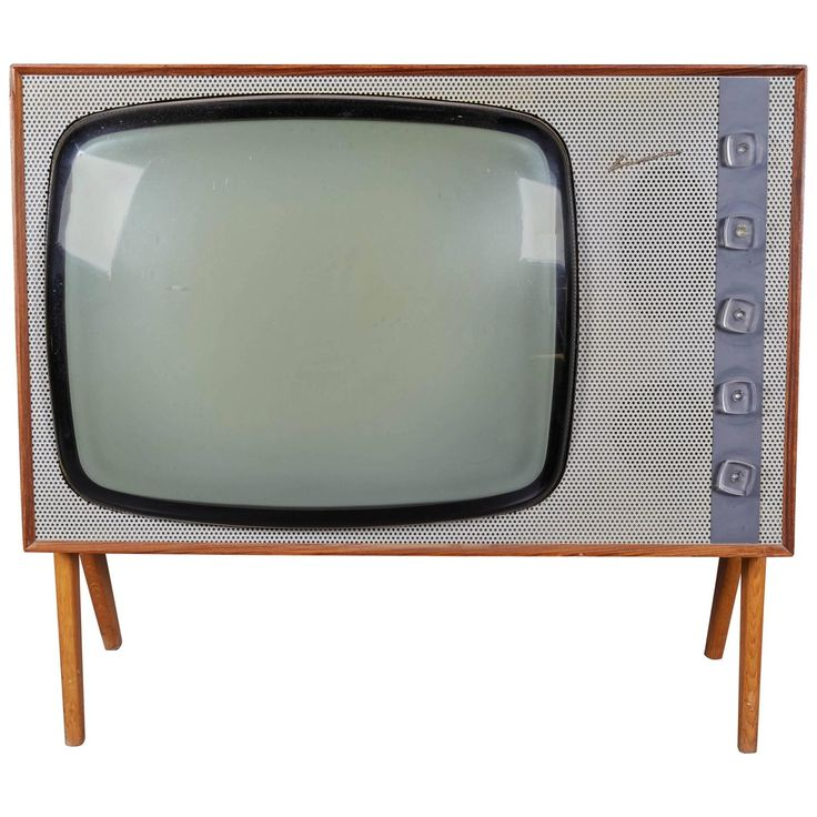 Lumorama Vintage Television by Stig Lindberg | See more antique and modern Collectibles and Curiosities at https://www.1stdibs.com/furniture/more-furniture-collectibles/collectibles-curiosities