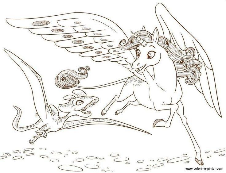 21 Best Desenhos Images On Pinterest Unicorn Unicorns