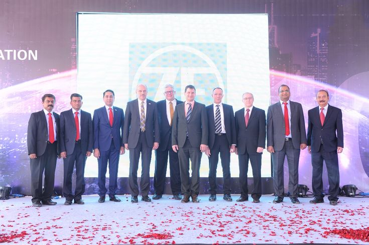 ZF Friedrichshafen AG Opens its Multi-Product Plant in Pune in its Centennial Year