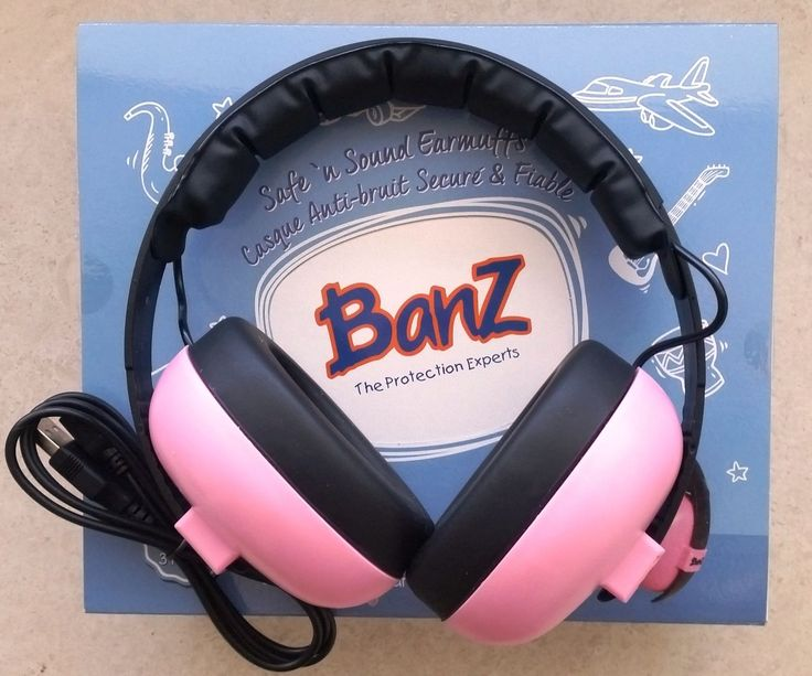 Banz Safev 'n' Sound Mini Muffs may just save your sanity during road trips this summer! As well as providing a big Class 4 hearing protection, these earmuffs come with BLUETOOTH so you can play your little one's favourite sounds, wherever you go! Complete with full instructions, a micro USB charging cable and a drawstring carry bag - your new BFF for travel! Get yours here: https://babybanz.nz/shop/bluetooth-mini-muffs/