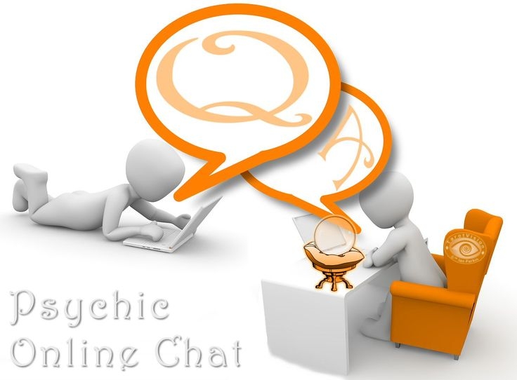 Amateur chat rooms vs professional psychics providing online readings