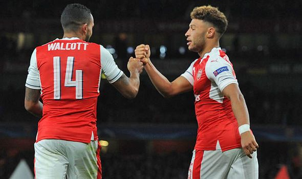 Arsene Wenger reveals why Alex Oxlade-Chamberlain and Theo Walcott are not in Arsenal team   via Arsenal FC - Latest news gossip and videos http://ift.tt/2i7E7xh  Arsenal FC - Latest news gossip and videos IFTTT