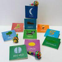Cesta literaria de bienvenida para bebés - Apego, Literatura y Materiales respetuosos