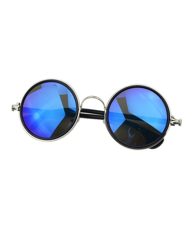 2015 Latest Design Women Colored Rounded Fashion Sunglasses 10.29