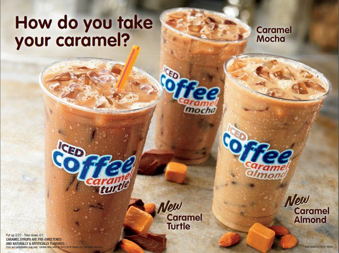 Dunkin Donuts Caramel Iced Coffee Nutrition Facts Besto Blog