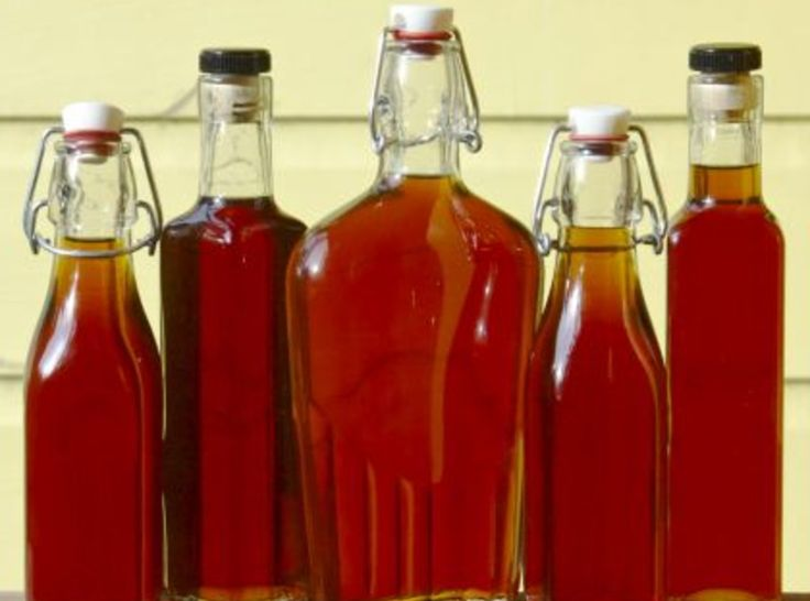 homemade Amaretto Liqueur