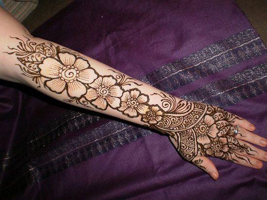Mehndi Bunch On Arm : Best beautiful henna tattoo designs images
