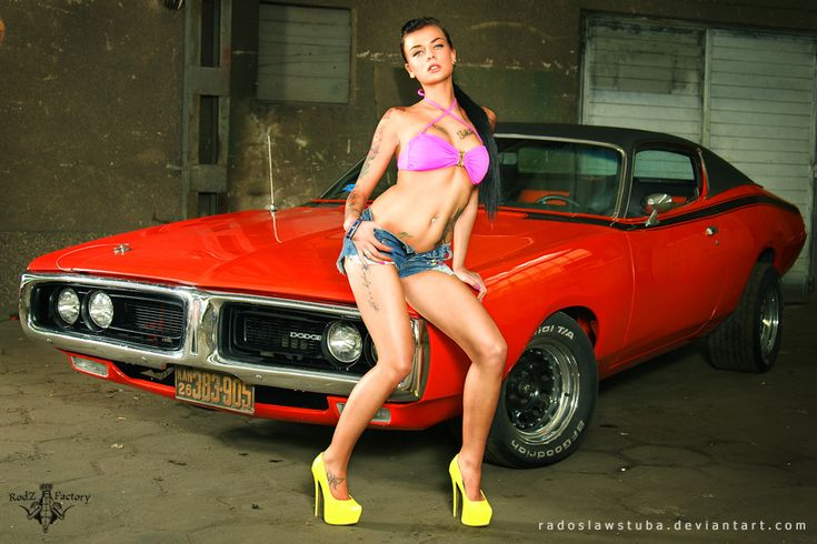 hot nude charger girl