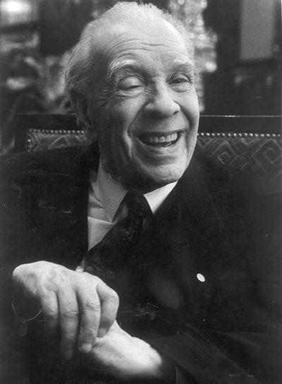 Borges todo el año: Jorge Luis Borges: Entrevista [Buenos Aires, julio de 1983] - Borges en Madrid, Foto ©Bernardo Pérez