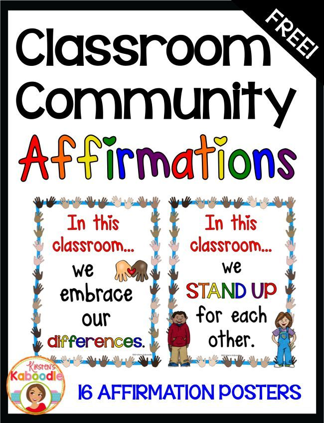 FREE! FREE! FREE! These community classroom posters come with three border choices and are perfect for any teacher who wants to create an inclusive, respectful, kind, and collaborative environment in their classroom. Let's help our students truly understand that they are ALL important and valued!