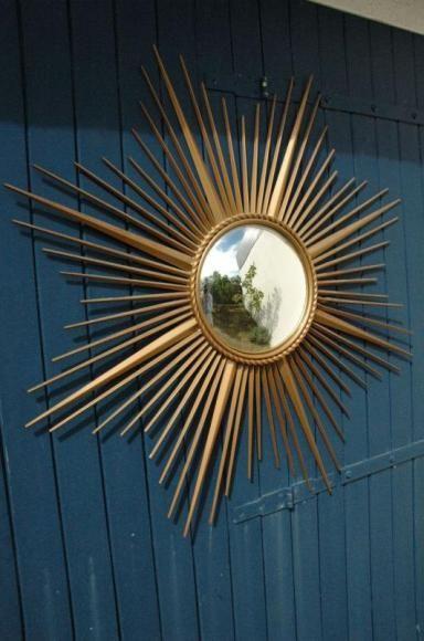 miroir soleil de vallauris miroir mon beau miroir pinterest. Black Bedroom Furniture Sets. Home Design Ideas