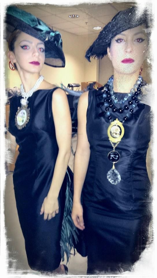 """Black Death"" Collection @ ""La passion"""