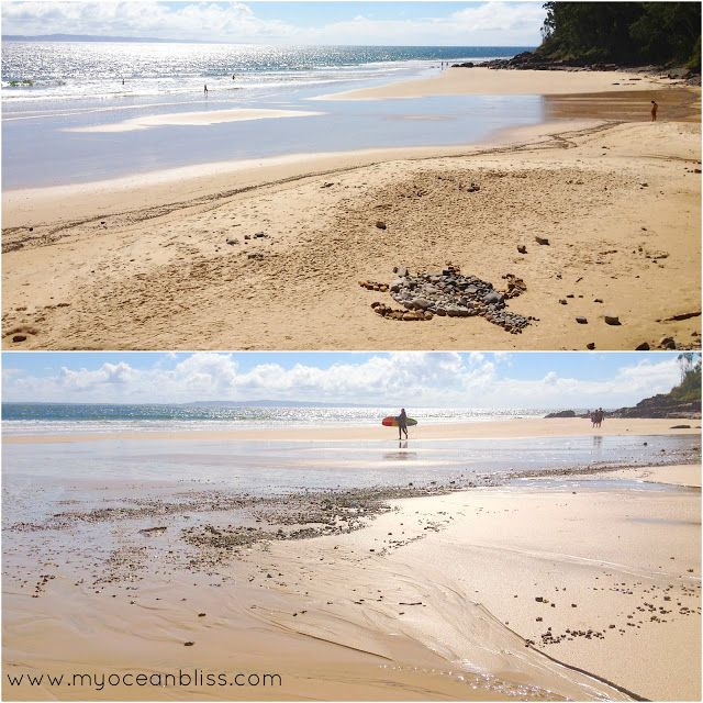 My Ocean Bliss - winter at Noosa, Qld, Australia - click the pic to find mor images