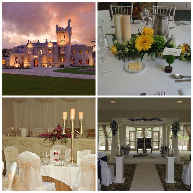 Weddings at Solis Lough Eske Castle, Donegal.