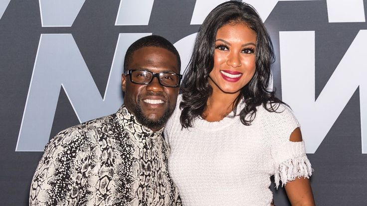 Kevin Hart and Wife Eniko Parrish Are Expecting Their First Child Together - VH1