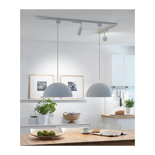 IKEA 365+ BRASA Pendant lamp shade, white