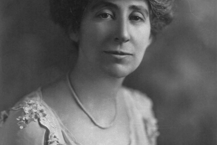 100 years ago, Jeannette Rankin became the first woman elected to Congress