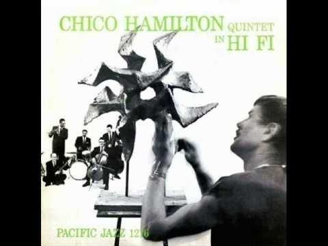 Chico Hamilton Quintet - Topsy (1956)  Personnel: Buddy Collette (tenor sax), Fred Katz (cello), Jim Hall (guitar), Carson Smith (bass), Chico Hamilton (drums)  from the album 'CHICO HAMILTON QUINTET IN HI-FI' (Pacific Jazz Records)